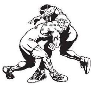 Wrestler Clipart
