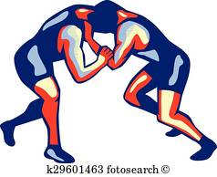 238x194 Freestyle wrestling Clip Art Illustrations. 76 freestyle wrestling