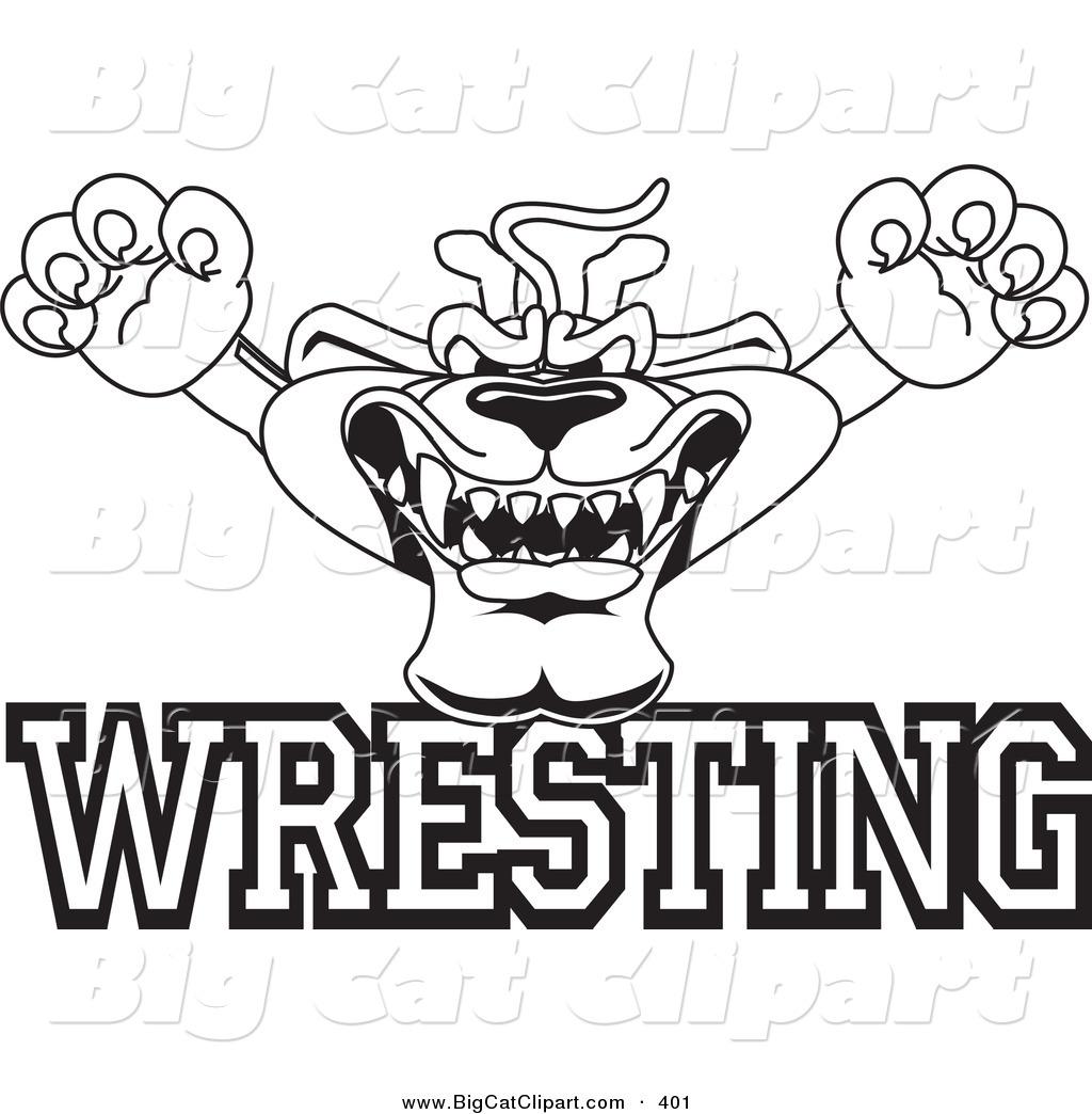 1024x1044 Clip Art Wrestling Clip Art