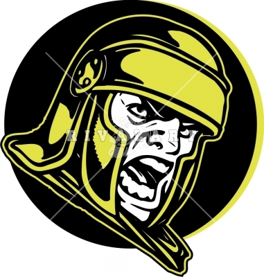 381x400 Wrestling Headgear Clipart