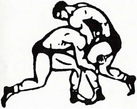 Wrestling Mat Clipart