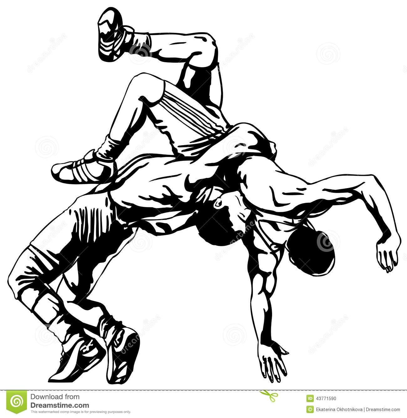 Wrestling Pictuers