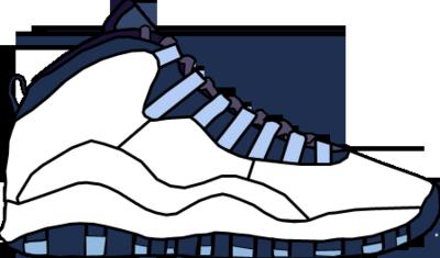 400x235 Shoe Clipart Jordan