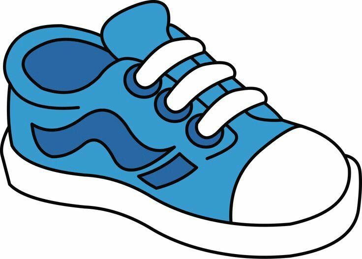 736x527 Shoe Thema Schoenen Images On Kindergarten Clip Clipart