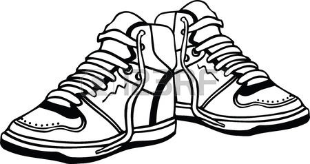 450x238 Shoelace Shoe Symbols Royalty Free Cliparts, Vectors, And Stock