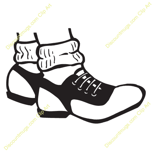 500x500 Track And Running Shoes Clipart Cliparthut