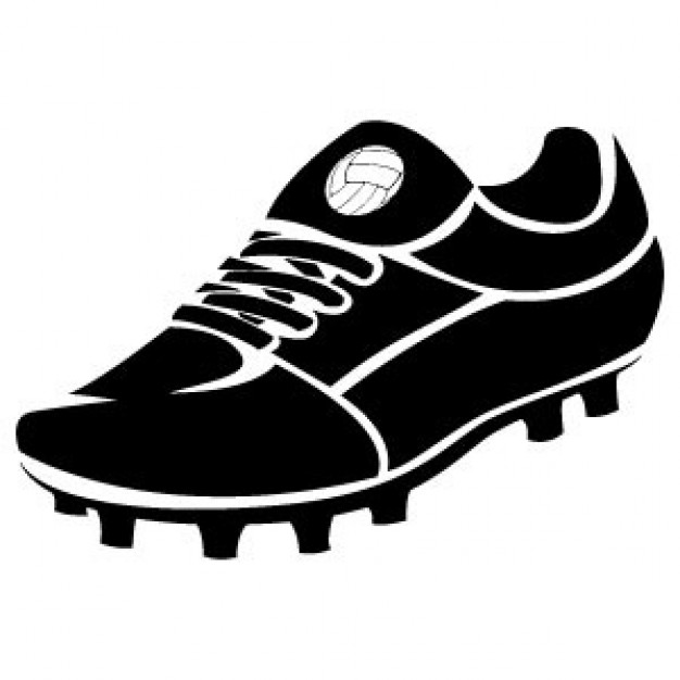 626x626 Football Shoes Clipart