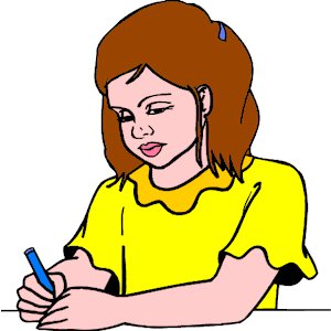 300x300 Free Writing Clip Art Clipart Image
