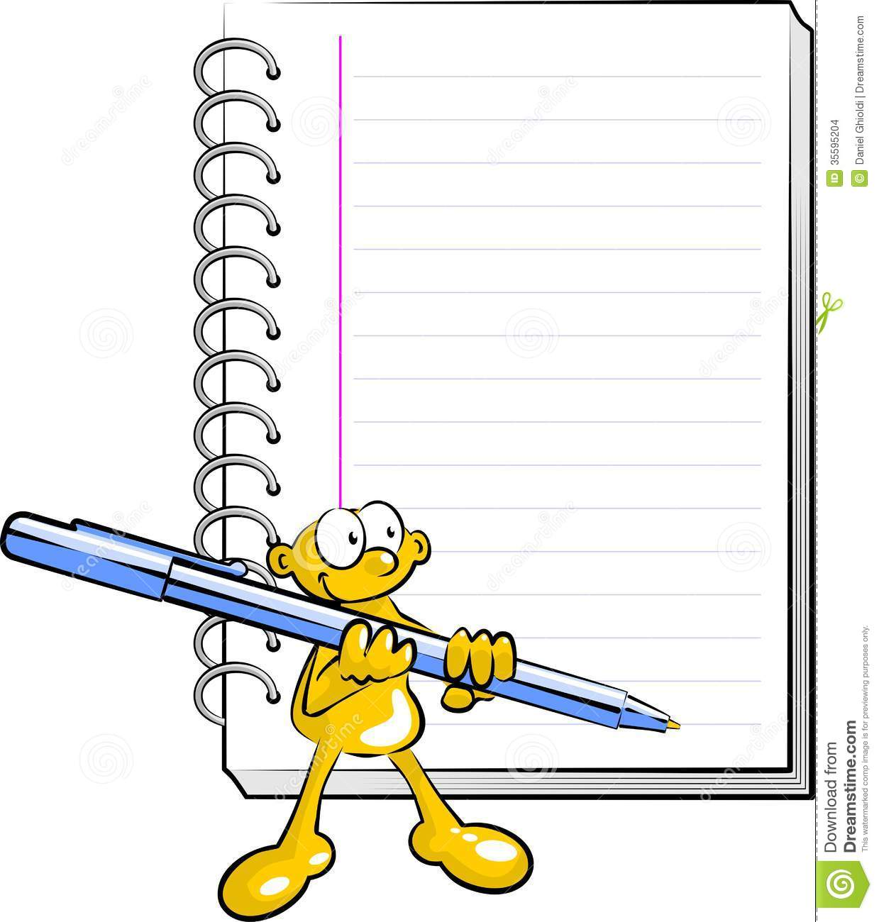 1239x1300 Writing Notebook Clipart