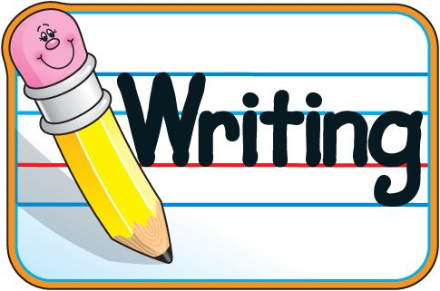485x321 Writing Clipart