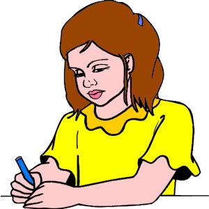 300x300 Free Writing Clip Art Clipart