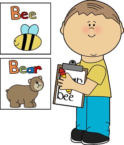 428x500 Letter Clipart Kindergarten Centers