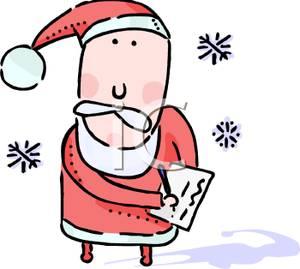 300x269 Letters To Santa Clip Art Cliparts