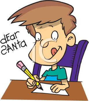 307x350 Royalty Free Clip Art Image Cartoon Of A Little Boy Concentrating