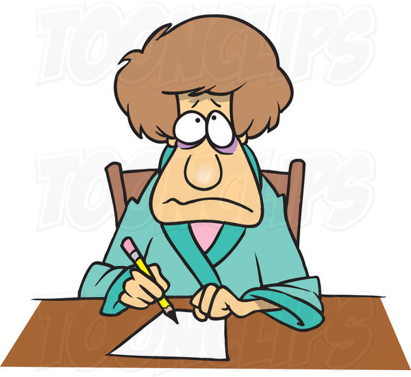 600x551 Writing How To Write A Letter Of Complaint Road To Get
