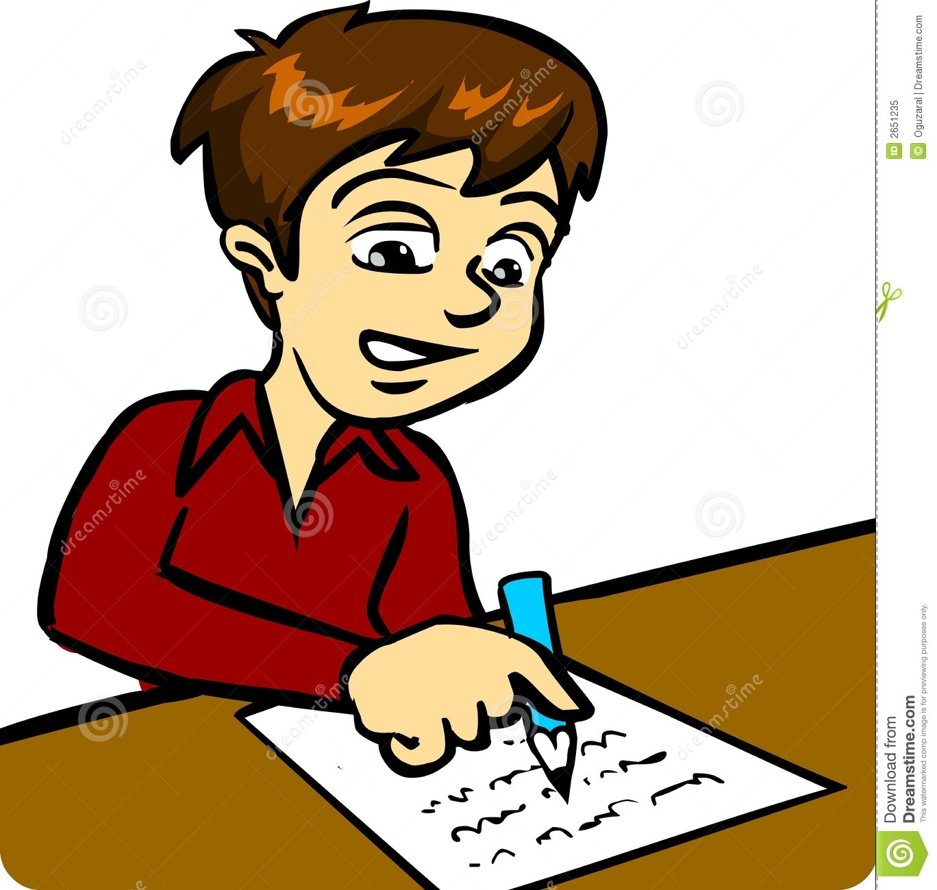 1368x1300 Writing Letter Clipart Letters Example