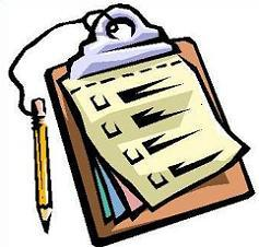 237x226 Clipboard Writing Cliparts 195543