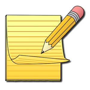 300x300 Pen Clipart Writing Pad