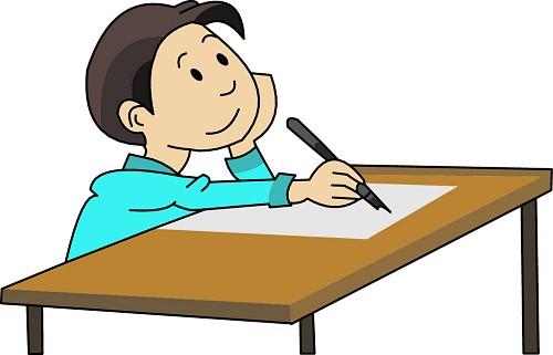 500x321 Writing Notes Clip Art