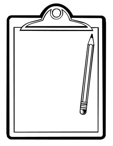 397x512 Bordas Coloring Pages Clip Art, Writing Paper