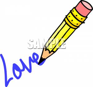 300x281 Pencil Clipart Write
