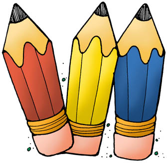 335x327 Pencils Clipart