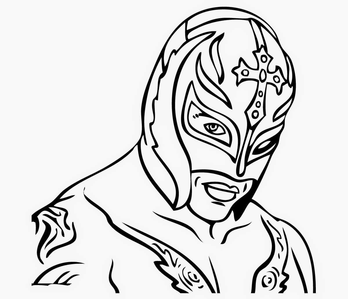 Wwe Coloring Pages 2016 Free