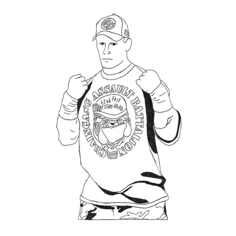 Wwe Coloring Pages 2016 | Free download best Wwe Coloring Pages 2016 ...