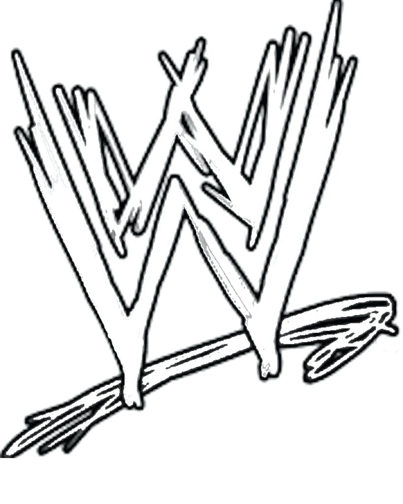 Wwe Coloring Pages | Free download best Wwe Coloring Pages ...