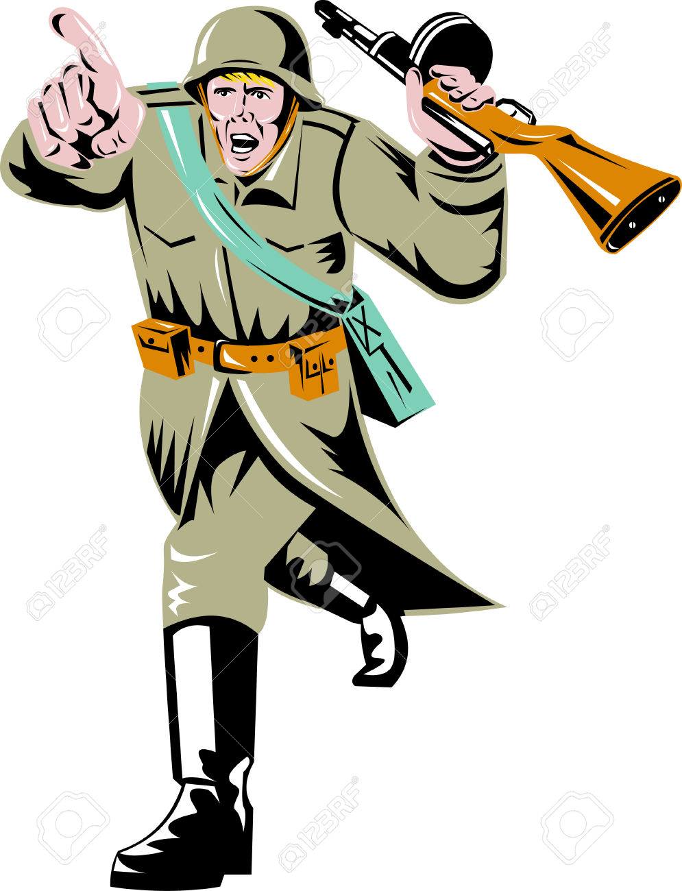 995x1300 Soldier Clipart Russian Soldier