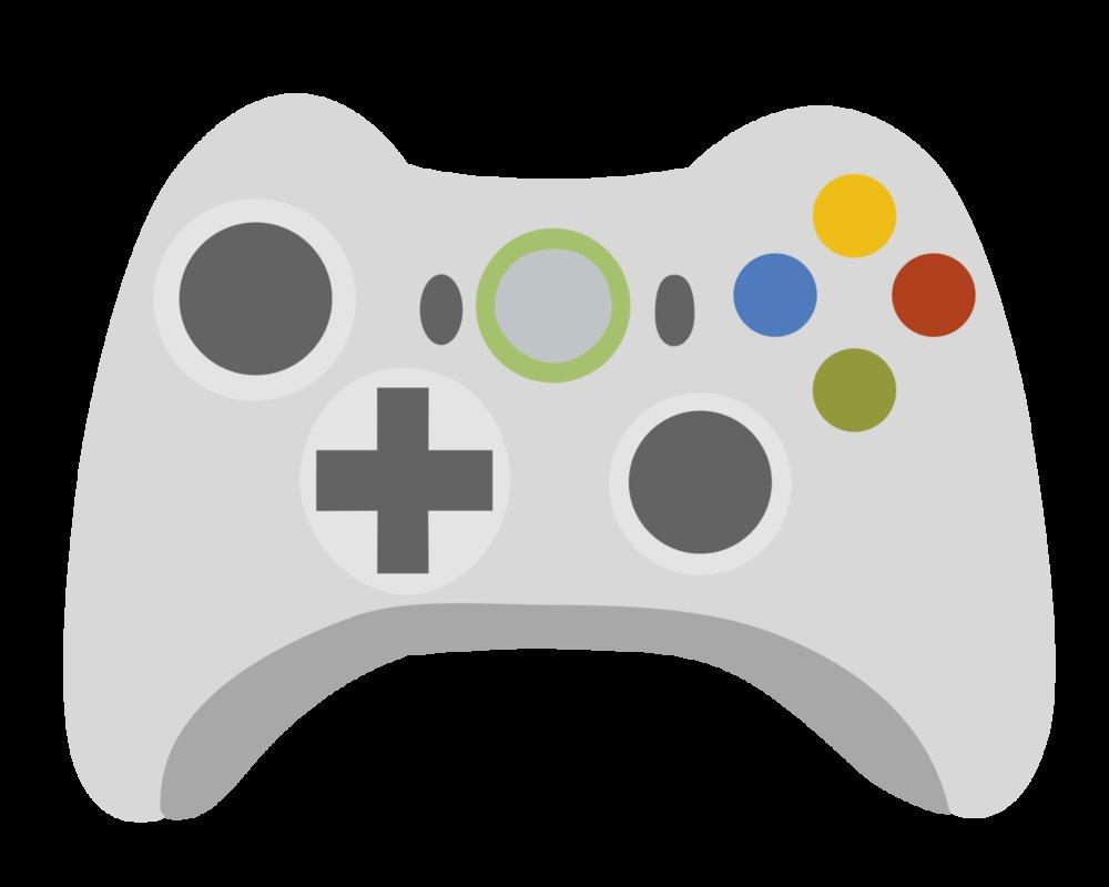 1000x800 Controller Clipart Xbox One Controller