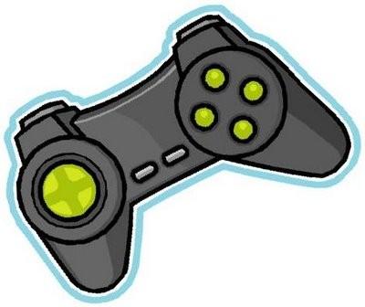 400x336 Game Controller Clip Art