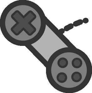 294x298 Game Controller Clip Art