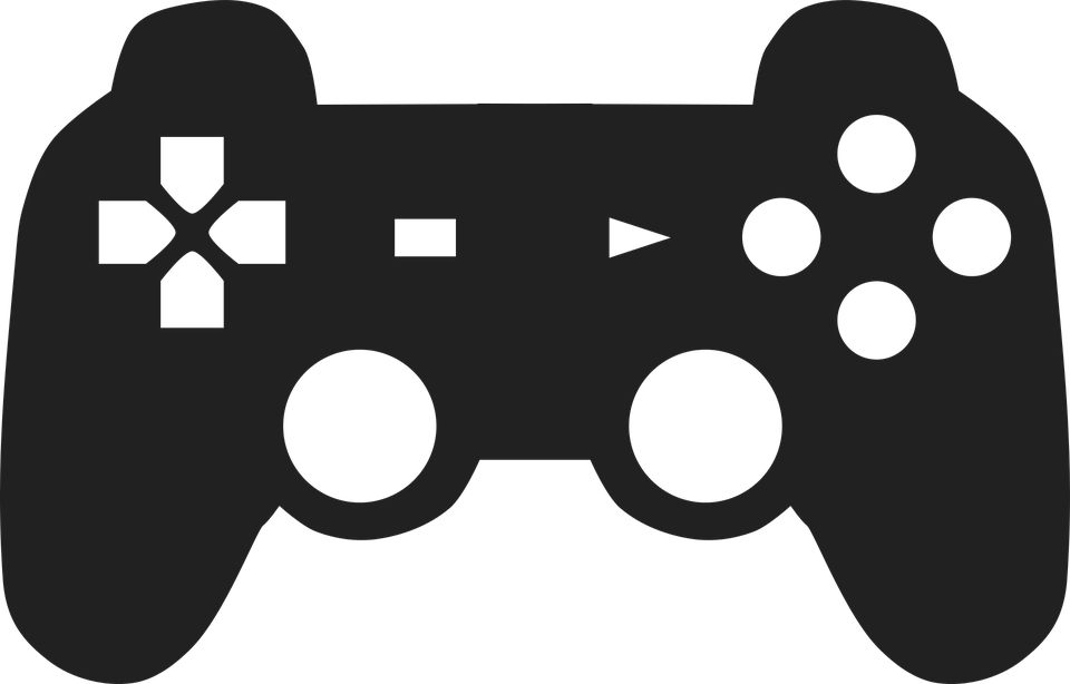 960x614 Joystick Clipart Gaming