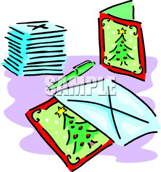 328x350 Christmas Cards And Envelopes
