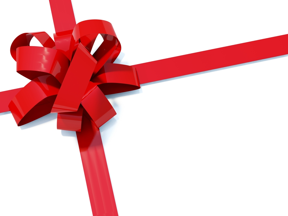 1000x750 Holiday Clipart Ribbon