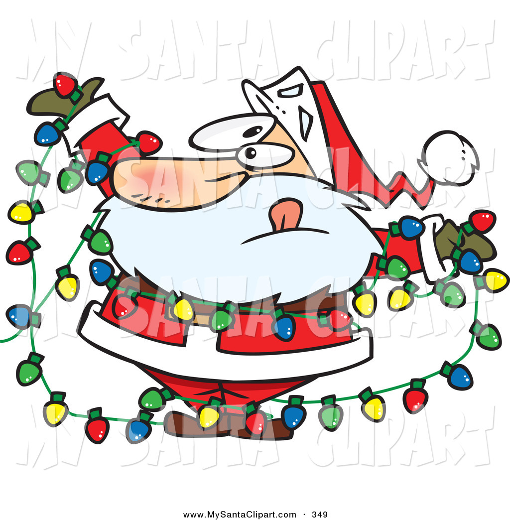 1024x1044 Christmas Lights Clipart Christmas Decoration