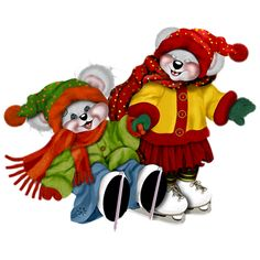 236x236 Creddy Teddy And Xmas Snowman