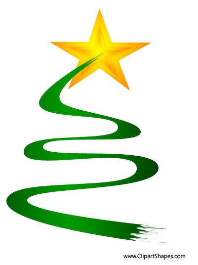 401x536 Christmas Tree Clipart Free