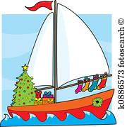 180x179 Sailboat Illustrations And Clipart. 4,957 Sailboat Royalty Free