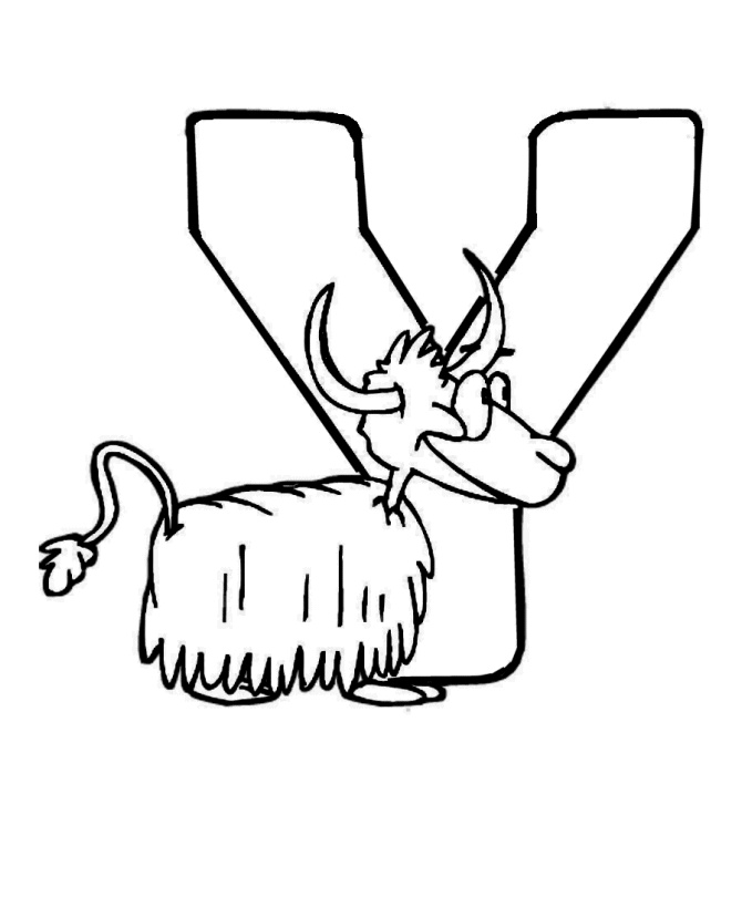 Line Drawing Yak : Yak clipart black and white free download best
