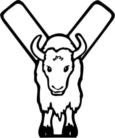 Collection Of Yak Clipart