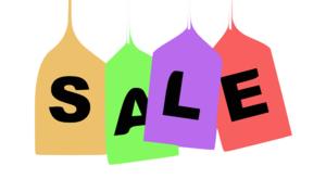 300x165 Sale Clip Art