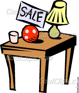 253x300 Garage Sale Vector Clip Art