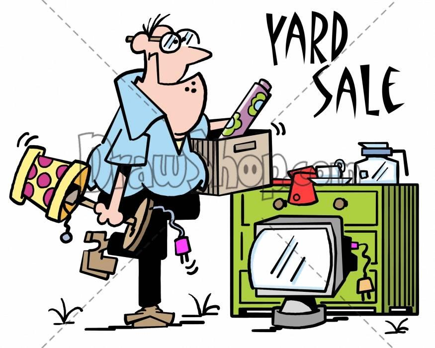 875x700 Yard Sale Tags Clip Art Cliparts