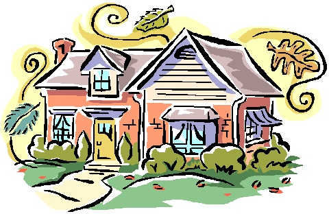 480x312 Big House Clip Art Big House With Yard Clip A 1898