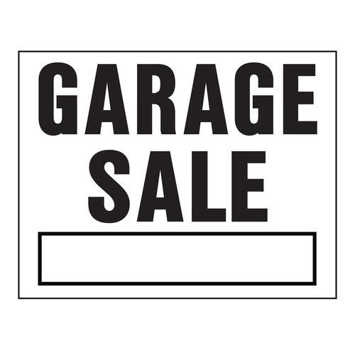500x500 Garage Sale