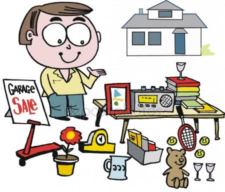 450x384 Garage Sale Stock Vectors, Royalty Free Garage Sale Illustrations