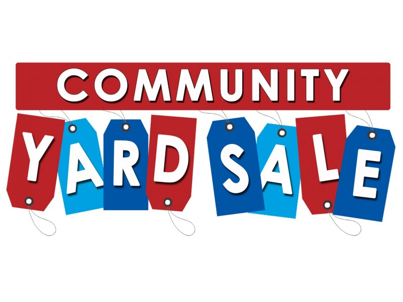 800x600 Graphics For Community Yard Sale Graphics