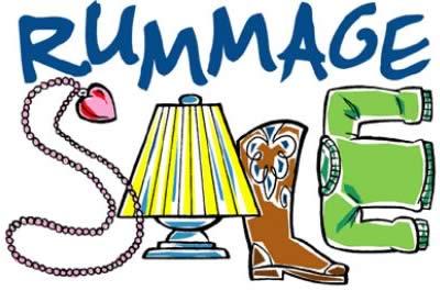 400x265 Rummage Sale Clipart